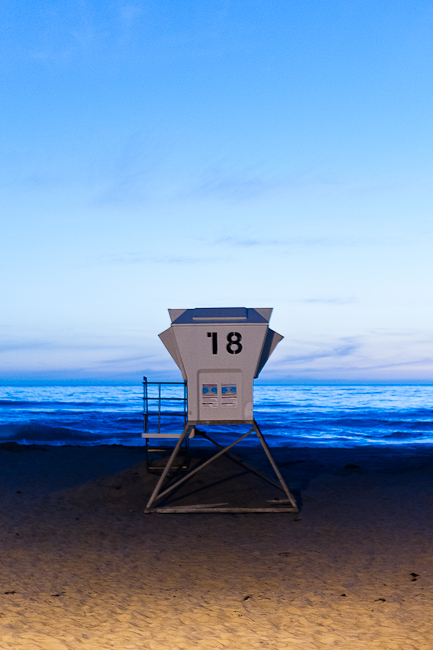 Pacific Beach Lifeguard Tower