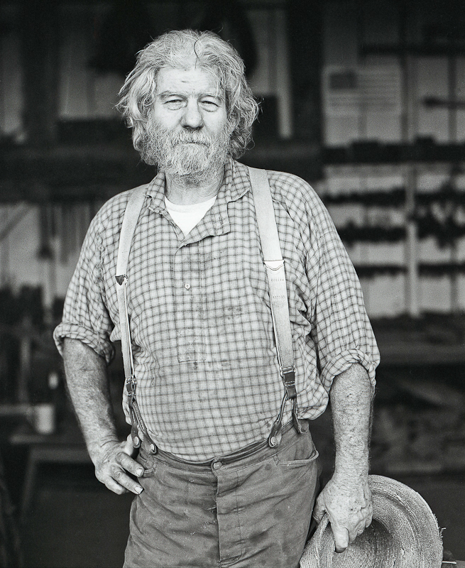 Steve the blacksmith